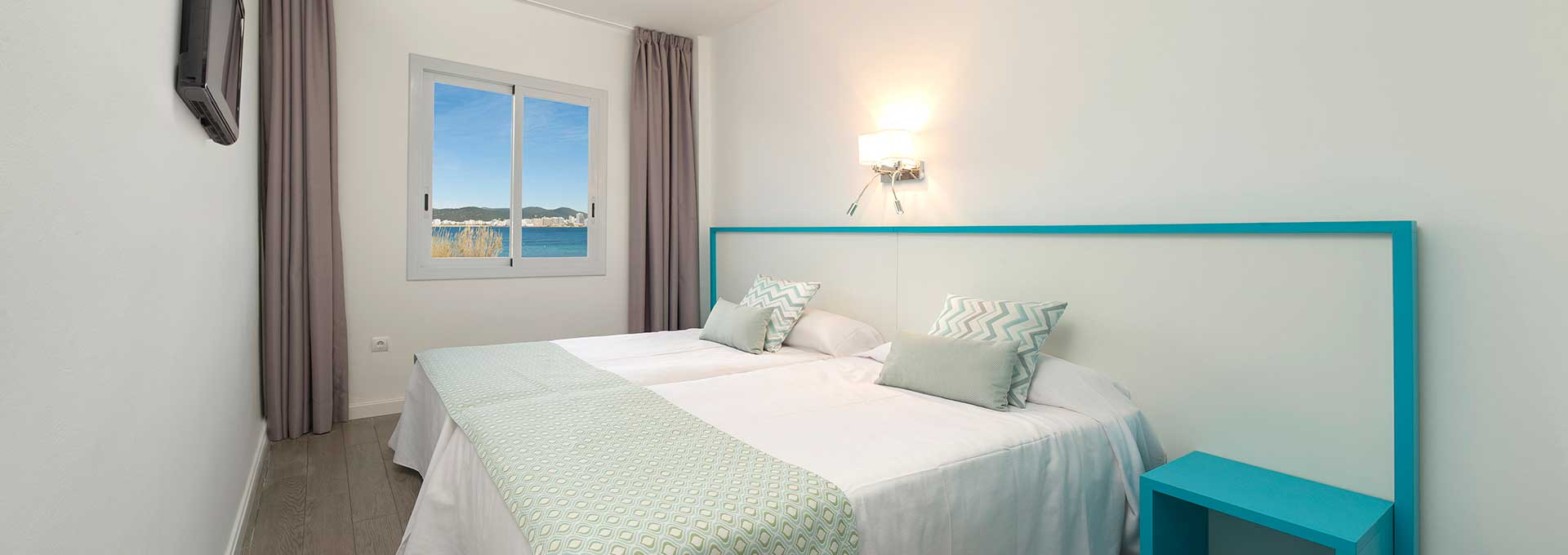 Apartamentos de lujo en San Antonio, Ibiza - The Beach Star, Grupo Star Resorts